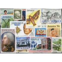 jamaica stamp packet