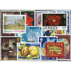 jersey only stamp packet