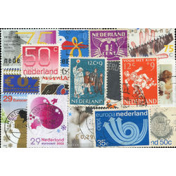 netherlands stamp packet