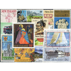 new zealand pictorials stamp packet