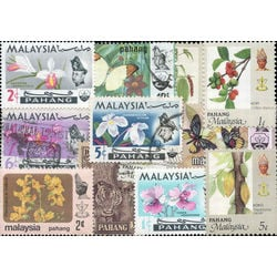pahang malay state stamp packet
