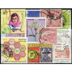 pakistan stamp packet