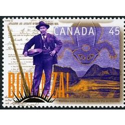 canada stamp 1606a skookum jim mason staked the first claim 45 1996