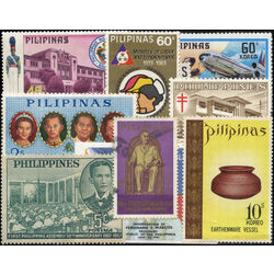 philippines stamp packet