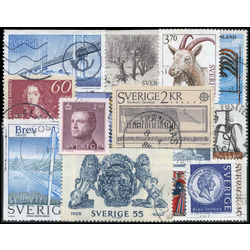scandinavia stamp packet