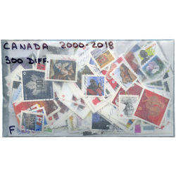 canada 300 different recent