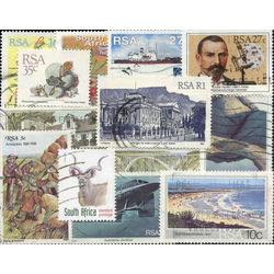 south africa stamp packet