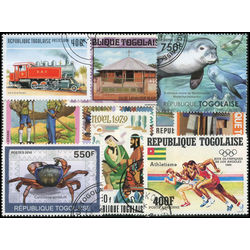 togo stamp packet