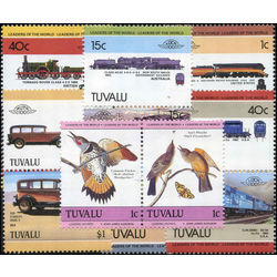 tuvalu stamp packet