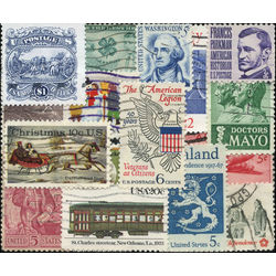 united states stamp packet