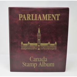 canada mint collection parliament