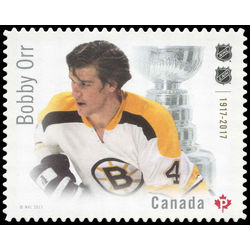 canada stamp 3030 bobby orr 2017