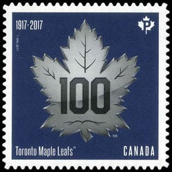canada stamp 3044 toronto maple leafs 2017