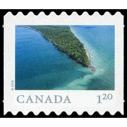 canada stamp 3067iii from far and wide point pelee national park on 1 20 2018