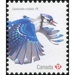 canada stamp 3017a blue jay 2017