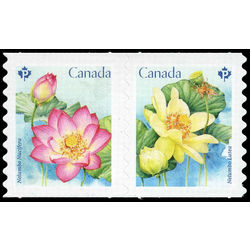 canada stamp 3089a lotus 2018