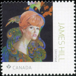 canada stamp 3095 untitled james hill 1930 2004 2018