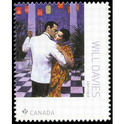 canada stamp 3096i untitled will davies 1924 2016 2018