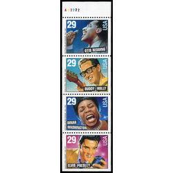 us stamp postage issues 2737b american music series 1993