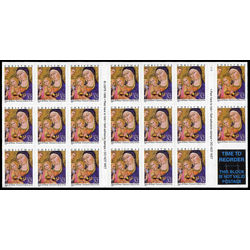 us stamp postage issues 3176a madonna and child by sano di pietro 1997