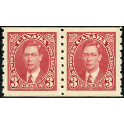 canada stamp 240pa king george vi 1937