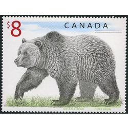 canada stamp 1694 grizzly bear 8 1997