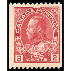 canada stamp 132iii king george v 2 1915
