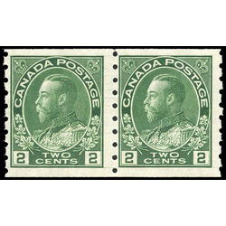 canada stamp 128iv king george v 2 1922