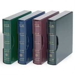 classic turn bar binder with slipcase