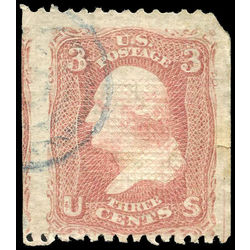us stamp postage issues 88 washington 3 1867 u 001