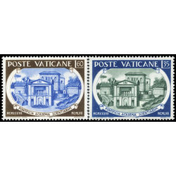 vatican stamp 227 8 pontifical academy of sciences 1957