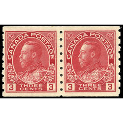 canada stamp 130pa king george v 1924