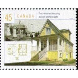canada stamp 1755f prefabricated 45 1998