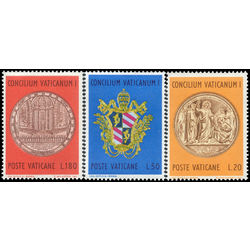 vatican stamp 484 6 centenary of the vatican i council 1970