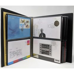 canada first day cover collection 2008 2010