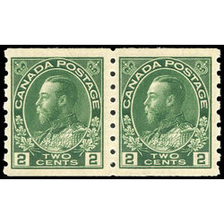 canada stamp 128iipa king george v 1922