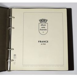 france mint never hinged collection
