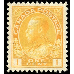 canada stamp 105d king george v 1 1924