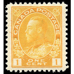 canada stamp 105f king george v 1 1922