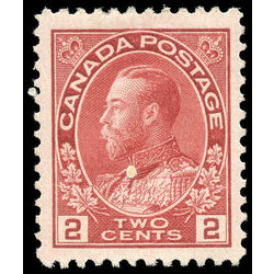 canada stamp 106c king george v 2 1914