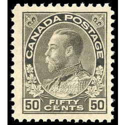 canada stamp 120i king george v 50 1917
