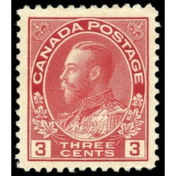 canada stamp 109 king george v 3 1923