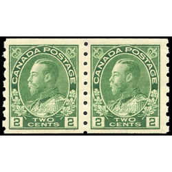 canada stamp 128pa king george v 1922