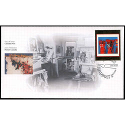 canada stamp 1916 the space between columns no 21 italian 1 05 2001 fdc 001