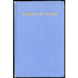 book stamps of fame by l n and m williams