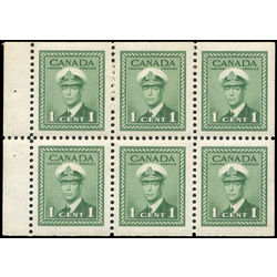 canada stamp 249b king george vi in navy uniform 1942
