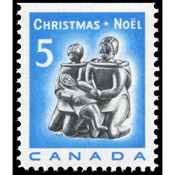 canada stamp 488as eskimo family 5 1968