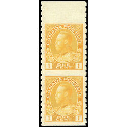canada stamp 126apa king george v 1923