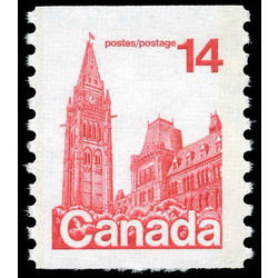 Buy Canada #729-30 - First-Class Definitives-Coil Stamps () 1 x 12