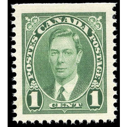 canada stamp 231as king george vi 1 1937